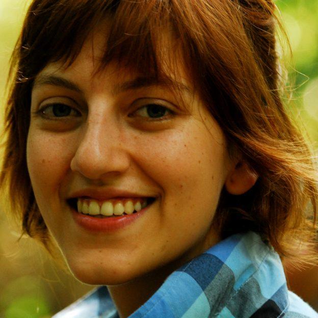 Lina Arcila Hernandez portrait
